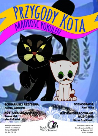 Przygody Kota- Mądrość Pokoleń